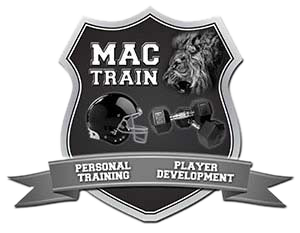 Logo Mactrain Personal Training and Player Development